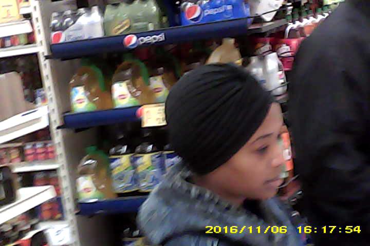 Female Stalker