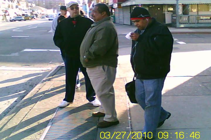 gang stalkers