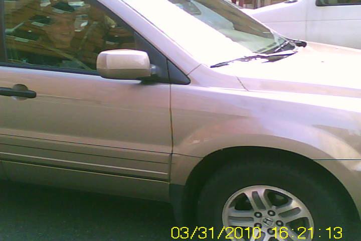 Perpetrators In Vehicle