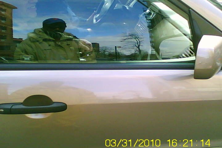 Perpetrators In Vehicle