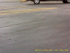 Vehicle enters parking lot