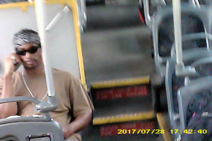 Sunglasses Perpetrator
